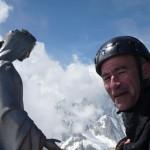 Dent du Géant (4013m), août 2005